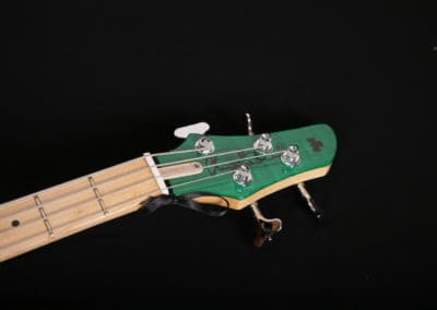 Chris Larkin Syra 150103 headstock