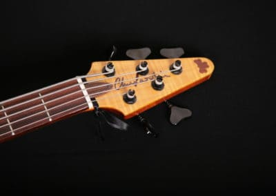 Reacter B5 970303 headstock