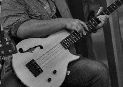Chris Larkin ASAP Dbass - Fischer - 2015